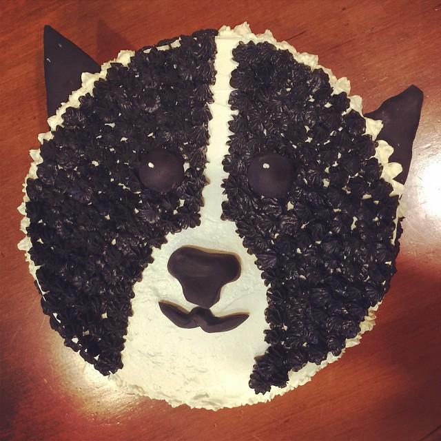 A little Gogo cake...
