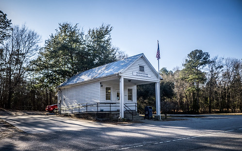 Liberty Hill Post Office