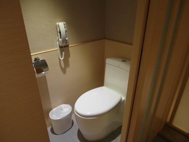 廁所@日月潭大飯店