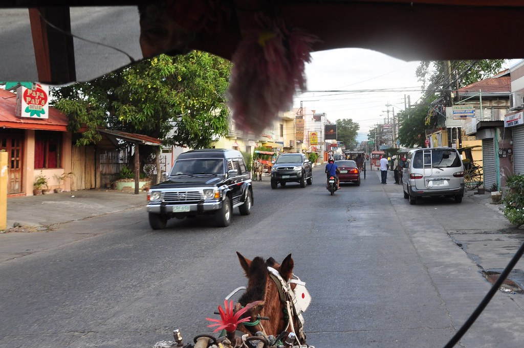 Laoag Calesa Ride