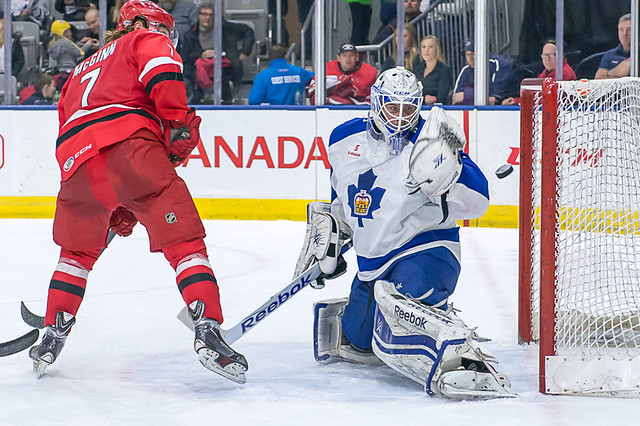 Toronto Marlies vs Charlotte Checkers