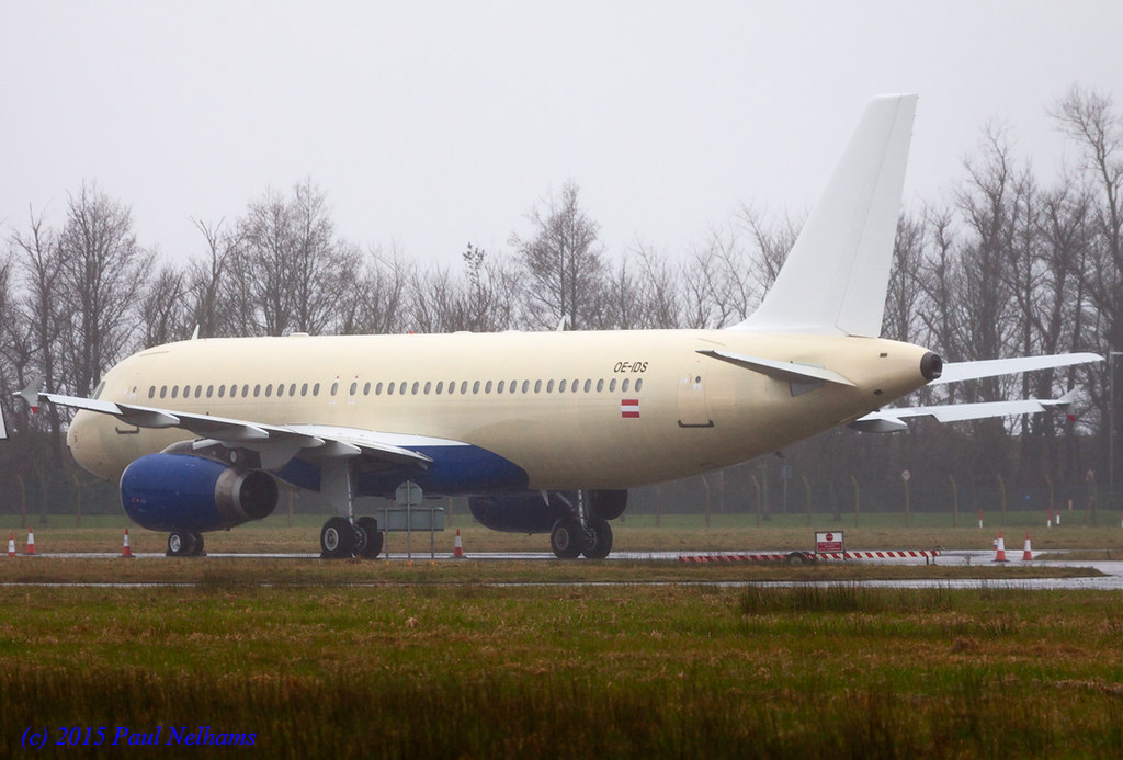 G-GATN - A320 - British Airways