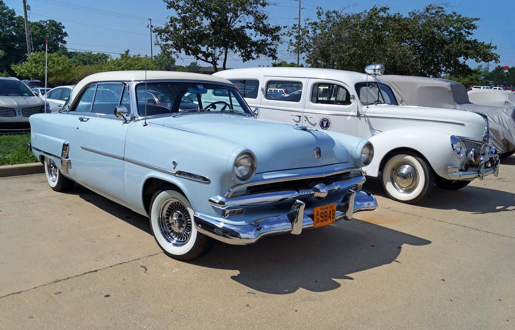 Basic transporter 39 s favorite flickr photos picssr for 1953 ford crestline victoria 2 door hardtop