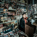 Magazine Seller by Luis Montemayor
