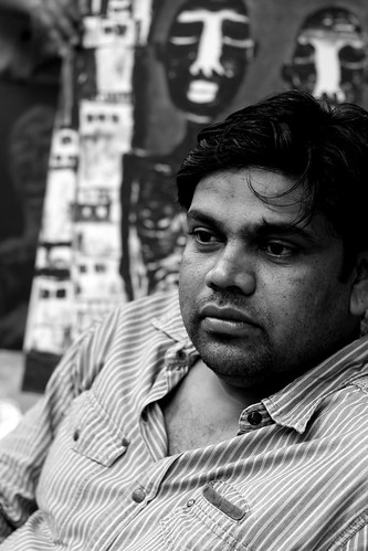 Sunil Abhiman Awachar: An inimitable voice in Dalit poetry and painting in contemporary India