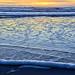 Ocean Shores Last Light, Washington State by Don Briggs