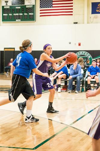 Thompson Basketball Tournament
