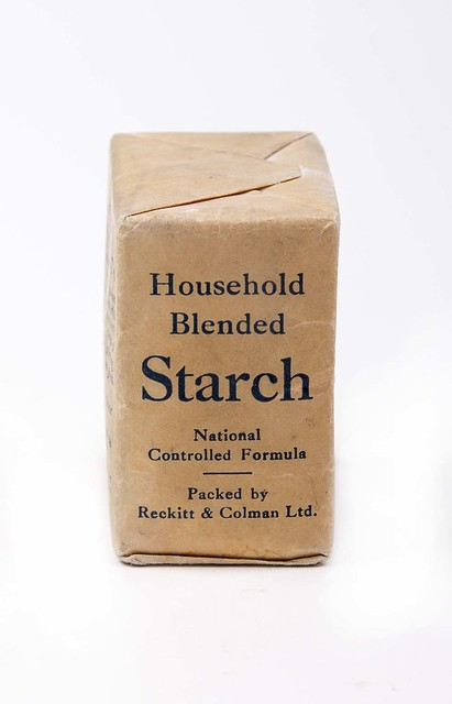 Household Blended Starch - TWCMS:G3760 from Flickr via Wylio