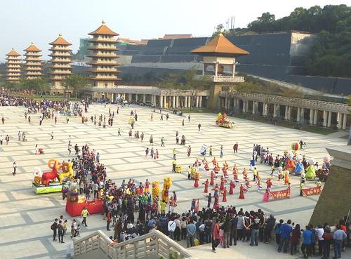 Ta-Kaohsiung-Nouvel An-Temple Foguanshan (47)