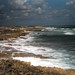 Cozumel Beach Seascape Before Storm