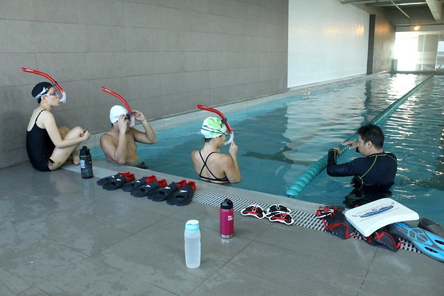 Get Speedo Fit Camp Session #1