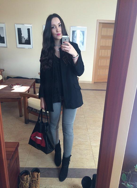 Veronikad blog outfit