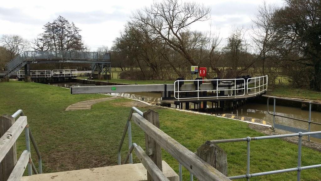 East Lock #Wealdway #sh
