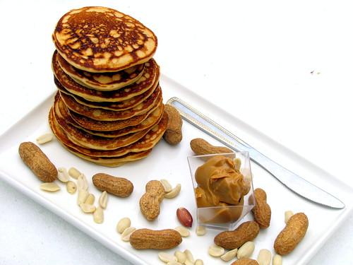 Peanutbutter Pancakes