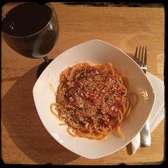 Cucina Dello Zio - #homemade #Amatriciana #CucinaDelloZio - w/ #pecorino Romano