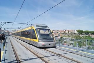 Métros de Porto (Portugal)