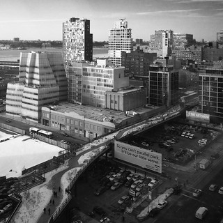 Above the High Line