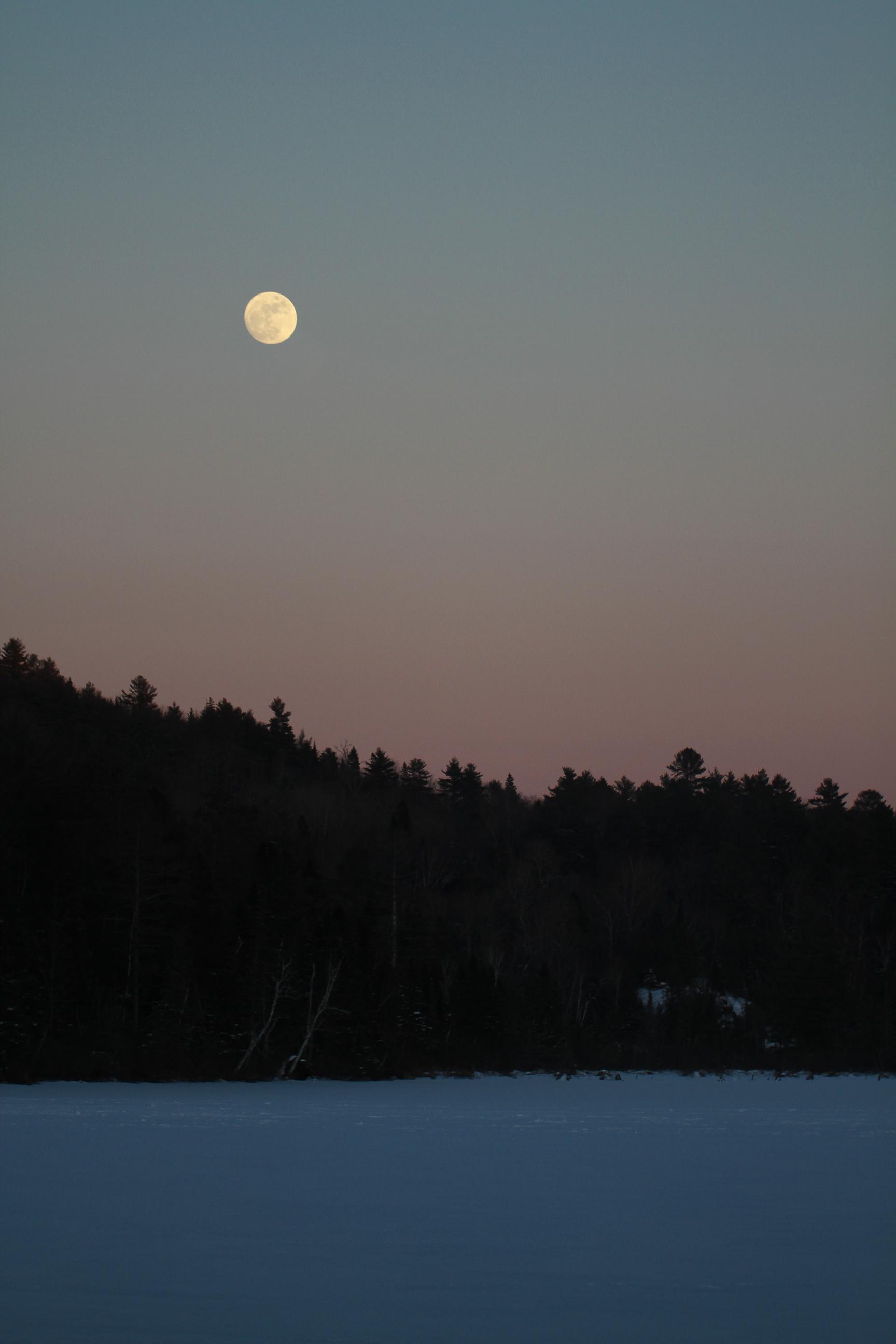 February moon2