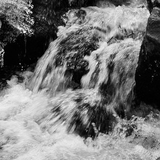 Waterfall on Thayer Brook