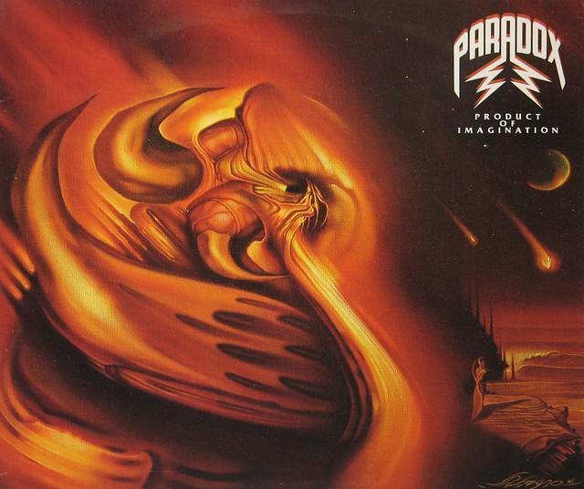 "Paradox Product of Imagination 12"" Vinyl LP"