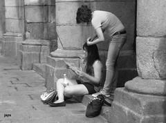 Aseo personal, Plaza Mayor