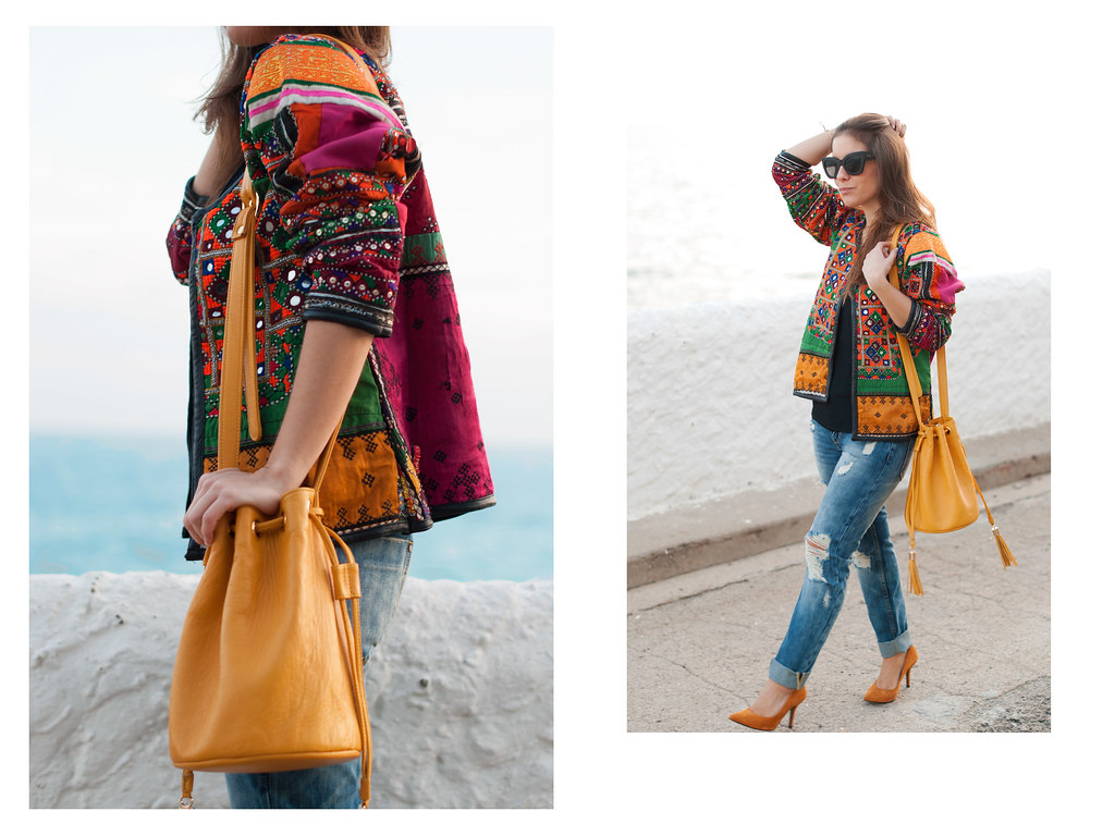fashion boho jacket
