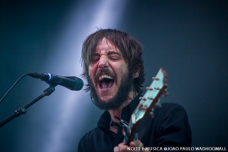 Band of Horses - NOS Alive'16