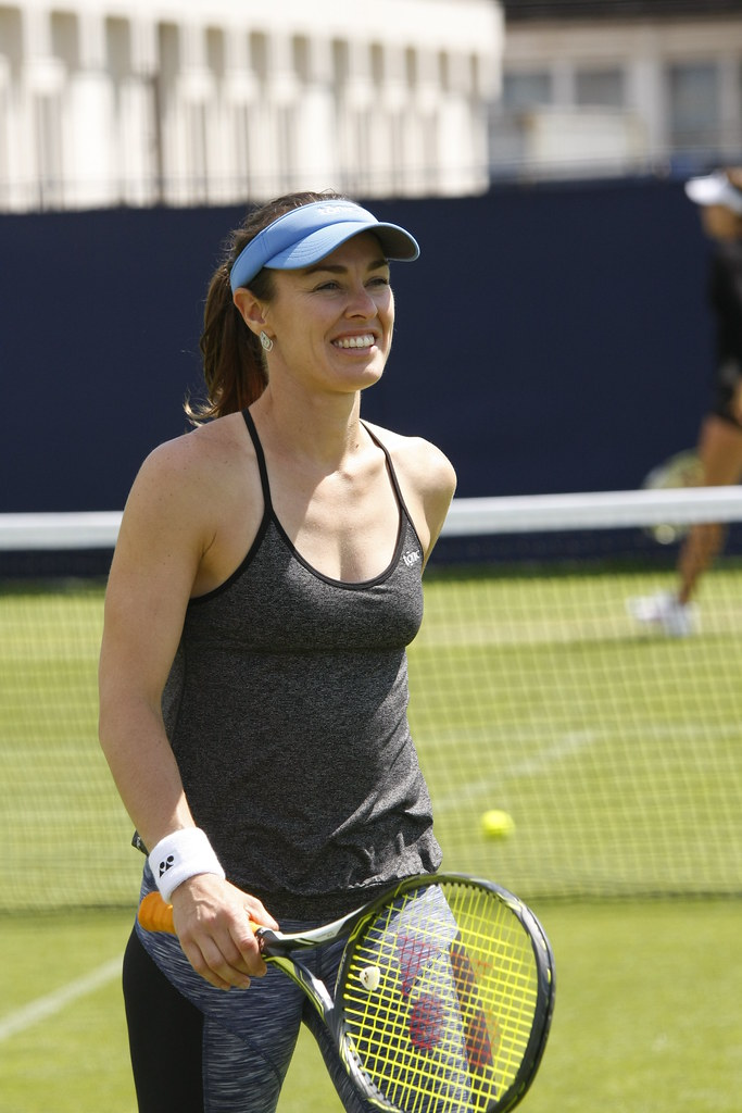 Sorry, that martina hingis hot casually come