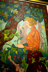 Paul Ranson by Digitales is in the collecion of the National Museum of Western Art, Tokyo.