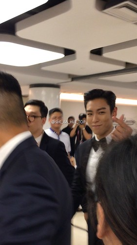 TOP - Shanghai International Film Festival - 11jun2016 - SHI_JIA_HUI_TOP - 01