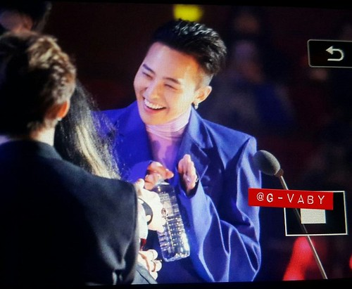 Big Bang - The 5th Gaon Char K-Pop Awards - 17feb2016 - G_Vaby - 17