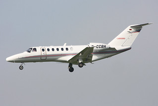 Untitled Cessna 525B Citation CJ3 D-CCBH