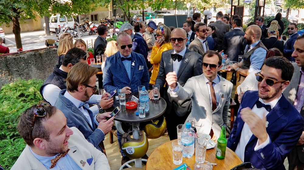 The Distinguished Gentleman's Ride – Skopje 2016