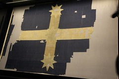The original Eureka Flag at MADE - Eureka160-IMG_9453