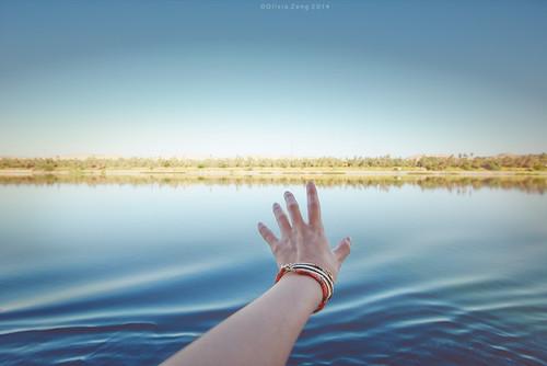 travel egypt nile luxor 旅行 2014 日出 埃及 尼罗河 卢克索