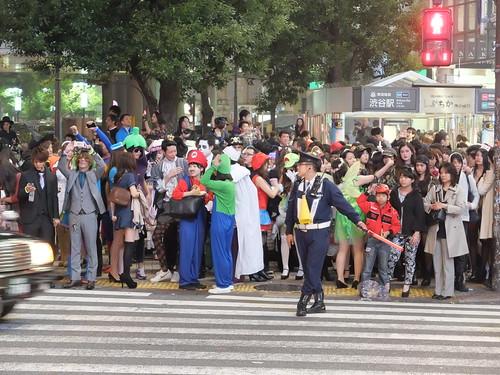 Shibuya Halloween Night 2014 14