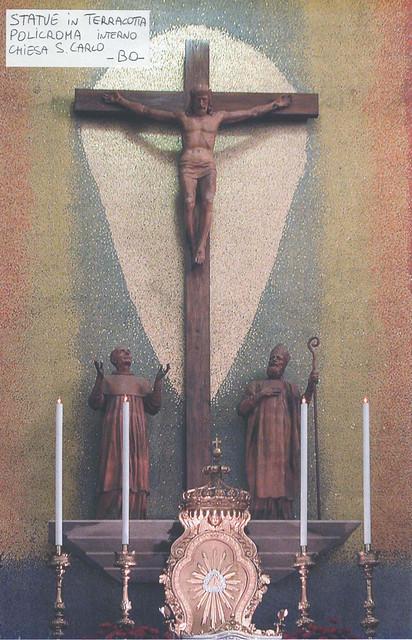 chiesa san carlo bologna opere vincenzi