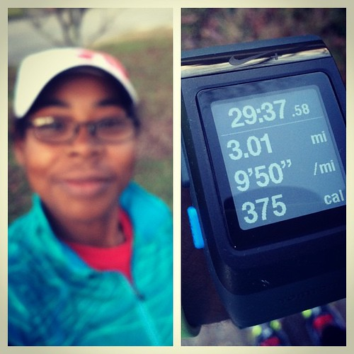 The best thing I did today is run! #fitfluential #fitness