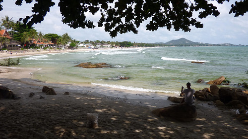 Koh Samui Chaweng Beach Southen End