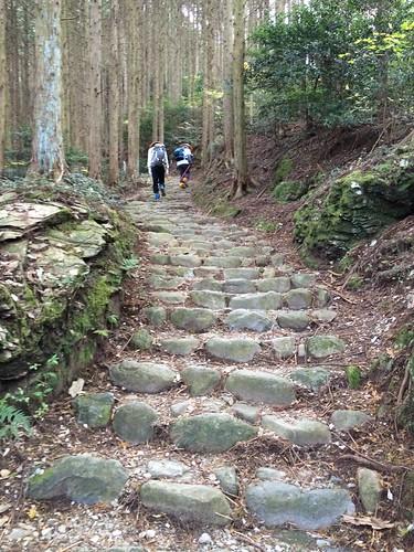 MHH Shikoku Temple Trek, November 2014