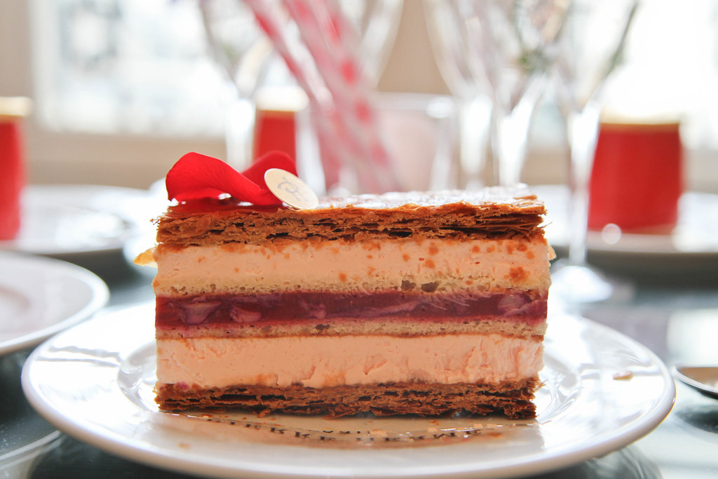 Pierre Hermé Ispahan brunch