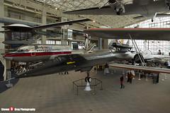 60-6940 - 134 - Lockheed M-21 Blackbird - The Museum Of Flight - Seattle, Washington - 131021 - Steven Gray - IMG_3378