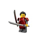 LEGO Collectable Minifigures Series 13 Samurai