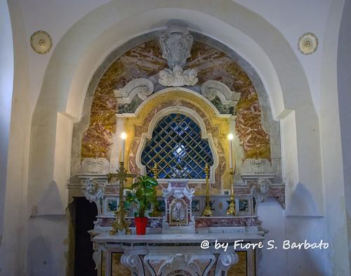 Acerno (SA), 2014, Chiesa di Santa Maria degli Angeli.