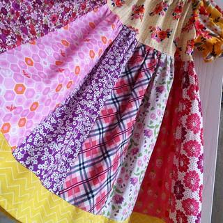 strawberry sunshine dress