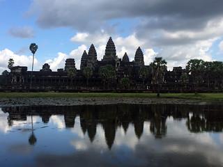 Reflecting Pong @ Angkor Wat