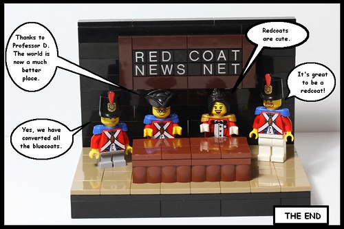Blue Coats, Red Coats, or Green Coats - Page 17 - LEGO Pirates ...