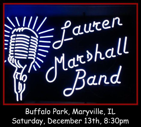 Lauren Marshall Band 12-13-14