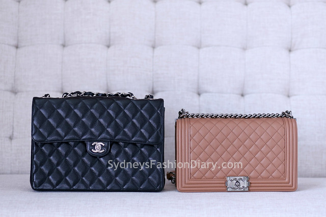Chanel Jumbo vs. Boy_SydneysFashionDiary
