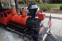 Griffith Park/Southern Railroad - Los Feliz Passenger station/Pony rides, Los Angeles, CA, USA
